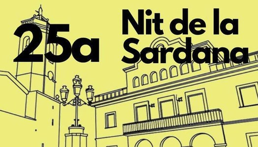 25a Nit de la Sardana a Bellcaire d'Urgell