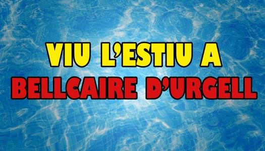 """ACTIVITATS """"VIU L'ESTIU A BELLCAIRE D'URGELL"""""""