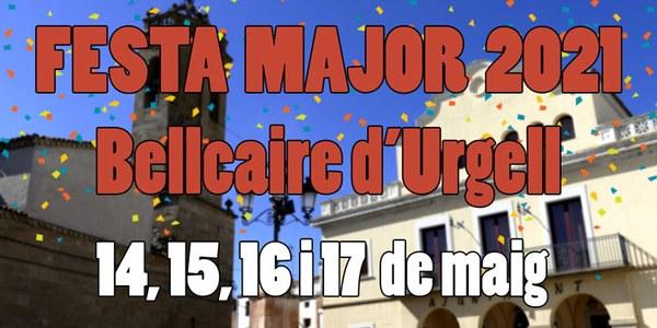 FESTA MAJOR DE BELLCAIRE D'URGELL