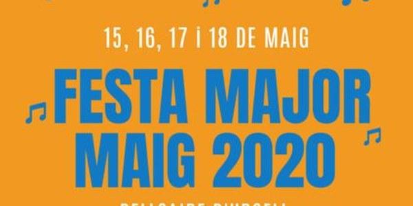 cartell de la Festa Major
