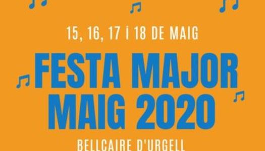 Festa Major de Maig de Bellcaire d'Urgell