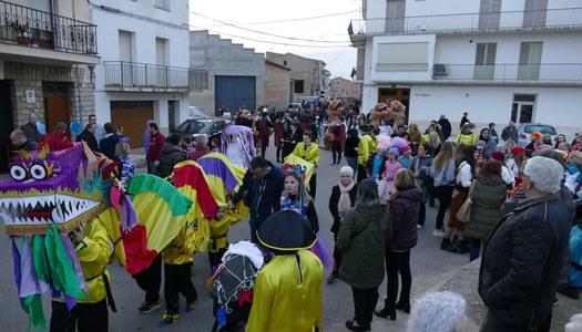 Gresca i xerinola al carnaval de Bellcaire
