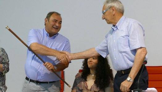 Jaume Montfort, investit de nou alcalde de Bellcaire d'Urgell