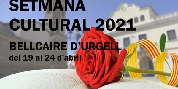 SETMANA CULTURAL 2021